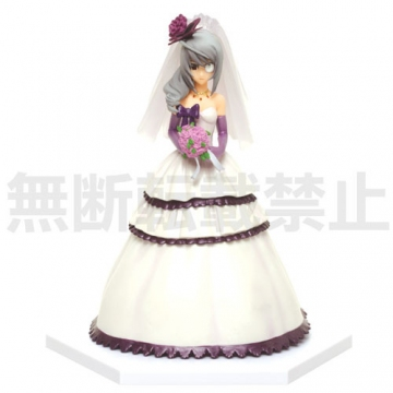 main photo of Taito Kuji Honpo Infinite Stratos: Laura Bodewig Wedding Dress Ver.