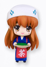 main photo of Nendoroid PLUS: Mikuru Hokuriku / Koushinetsu / Toukai ver.