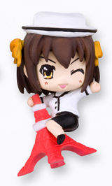 main photo of Nendoroid PLUS: Haruhi Suzumiya Kantou ver.