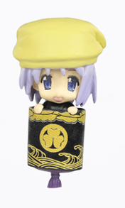 main photo of Nendoroid PLUS: Tsukasa Hiiragi Kantou Ver.
