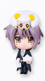 main photo of Nendoroid PLUS: Yuki Nagato Kantou ver.
