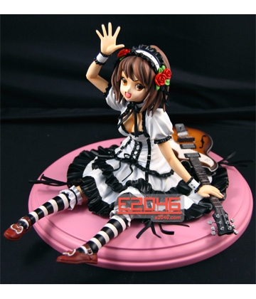 main photo of ORI x Gathering Haruhi Gothic Lolita Dress ver.