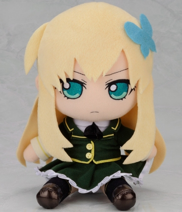 main photo of Boku wa Tomodachi ga Sukunai Plushie Series 01: Sena Kashiwazaki