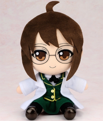 main photo of Boku wa Tomodachi ga Sukunai Plushie Series 04 : Rika Shiguma