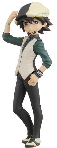 main photo of Half Age Characters Tiger & Bunny Vol.1: Kotetsu T. Kaburagi
