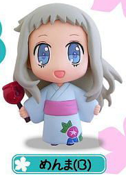 main photo of Anohana Colorful Collection: Menma kimono ver.