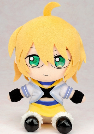 main photo of Uta no Prince-sama: Maji Love 1000% Plushie Series 05: Natsuki Shinomiya ST☆RISH ver.