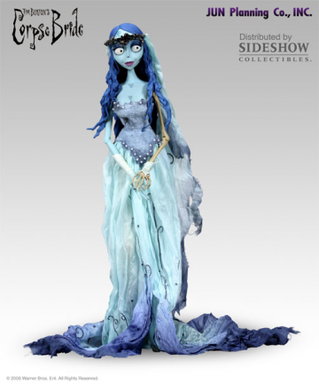 main photo of Sideshow Collectibles: Corpse Bride with Bench