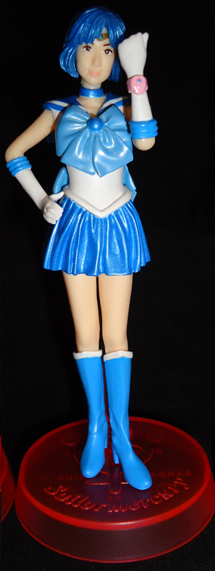 main photo of Sailor Moon Collection: Sailor Mercury