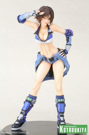 main photo of Tekken Bishoujo Statue: Kazama Asuka