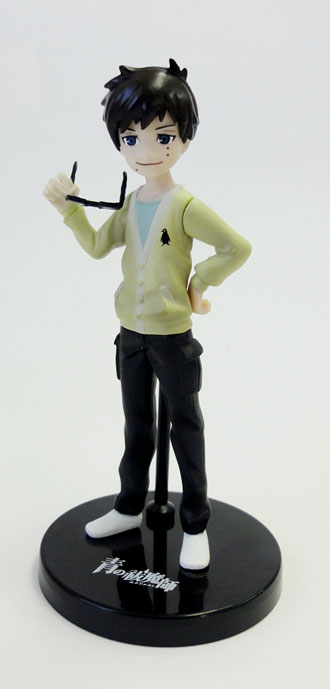 main photo of HALF AGE CHARACTERS Ao no Exorcist Vol.2: Okumura Yukio Secret ver.