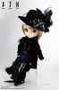 photo of Pullip Outfit Set: Black Peace Now Campanella