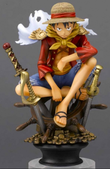 main photo of Chess Piece Collection R ONE PIECE Vol.1: Monkey D.Luffy