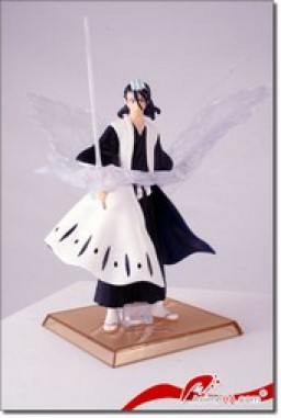 main photo of Bleach Taizen 3: Kuchiki Byakuya