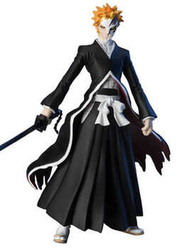 main photo of Bleach Characters 4: Kurosaki Ichigo Hollow Ver.