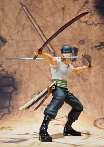 main photo of Figuarts ZERO Roronoa Zoro Battle Ver.