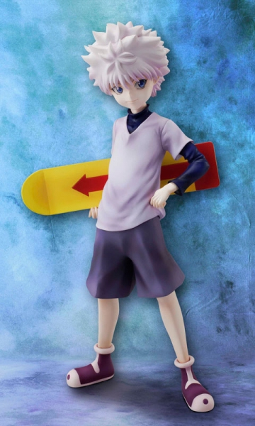 main photo of G.E.M. Series Killua Zoldyck