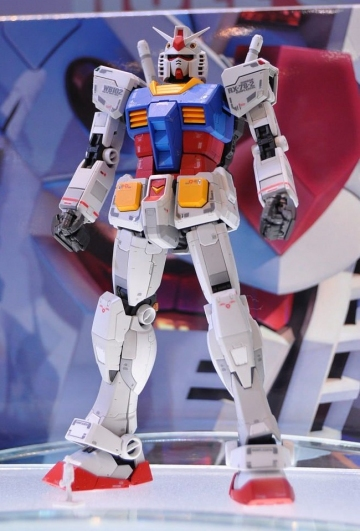 main photo of RG: RX-78-2 Gundam