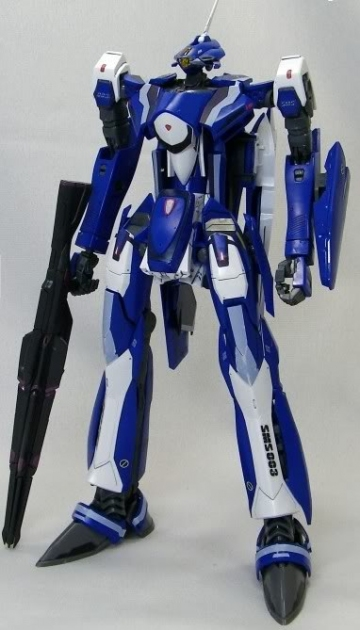 main photo of VF-25G Messiah Valkyrie Michael Custom