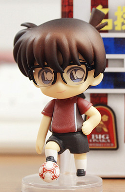 main photo of Nendoroid Petit Edogawa Conan Big Osaka ver.