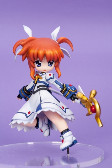 main photo of SD Color Resin Cast Kit: Takamachi Nanoha