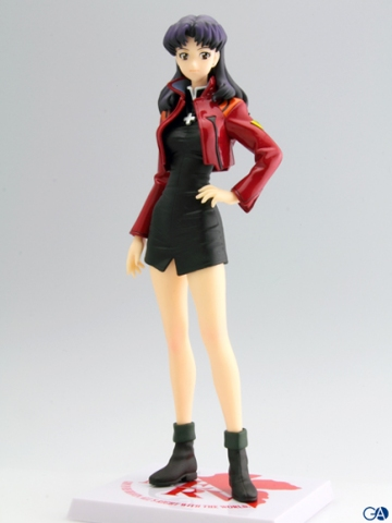 main photo of PM Figure Misato Katsuragi