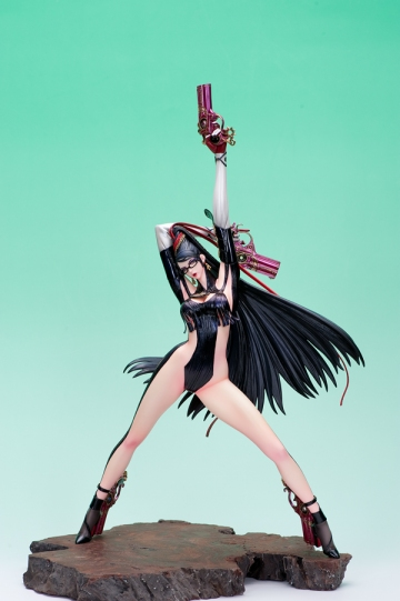 main photo of Bayonetta Naked legs Ver.