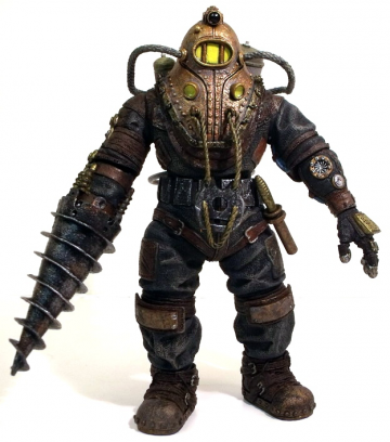main photo of 7 Action Figure Subject Delta