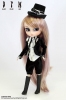photo of Pullip Outfit Set: Black Peace Now Giovanni