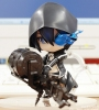 photo of Nendoroid Black ★ Rock Shooter TV ANIMATION Ver.