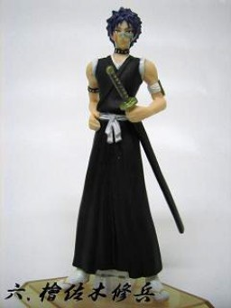 main photo of Bleach Taizen 2: Hisagi Shuuhei