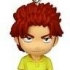 Beelzebub Deformed Mini Swing Keychain: Toujou Hidetora