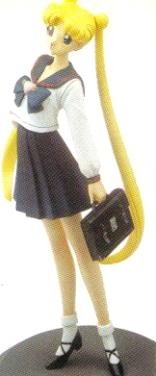 main photo of Sailor Moon School Uniform Ver.: Tsukino Usagi