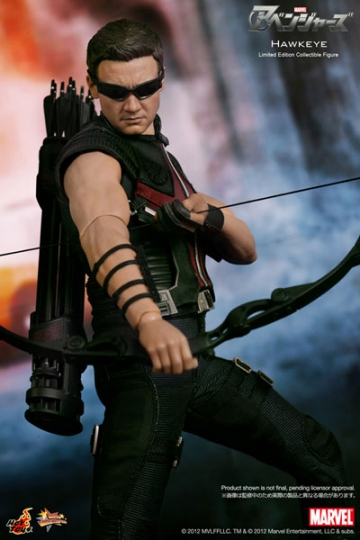 main photo of Movie Masterpiece Hawkeye