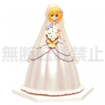 main photo of Taito Kuji Honpo Infinite Stratos: Charlotte Dunois Wedding Dress Ver.