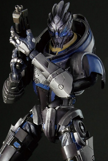 main photo of Play Arts Kai Garrus Vakarian