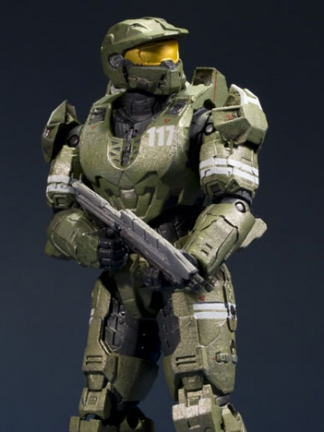 main photo of HALO: ANNIVERSARY SERIES 2: Master Chief (The Package)