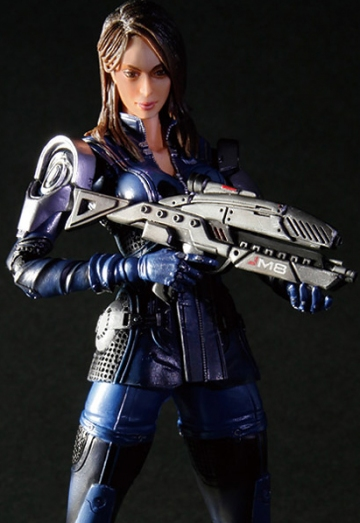 main photo of Play Arts Kai Ashley Williams