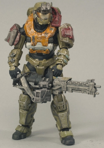 main photo of HALO: REACH SERIES 1: Jorge