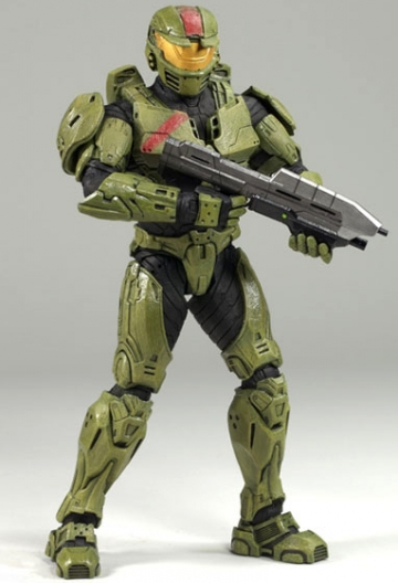 main photo of HALO DELUXE BOXED SETS SERIES 2: Spartan 2-Pack Red Team Leader