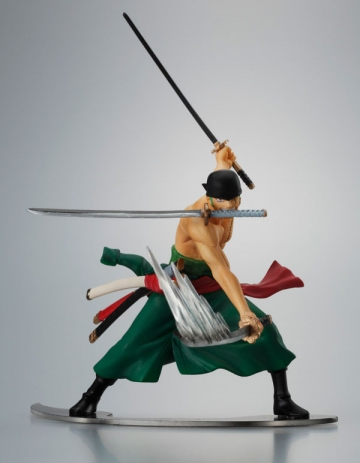 main photo of One Piece Attack Motions Becoming a Hero!: Roronoa Zoro