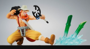 main photo of One Piece Attack Motions Becoming a Hero!: Usopp