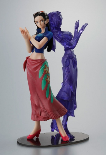 main photo of One Piece Attack Motions Becoming a Hero!: Nico Robin