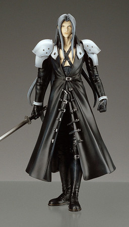 main photo of Play Arts Sephiroth Advent Children Ver.