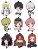 photo of Petanko Trading Rubber Strap Vol.1: Touma Kamijou
