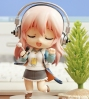 photo of Nendoroid Super Sonico Tiger Hoodie Ver.