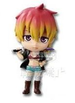 main photo of Ichiban Kuji Ao no Exorcist: Kirigakure Shura Chibi Kyun-Chara