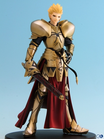 main photo of Fate/Zero DXF Figure: Gilgamesh