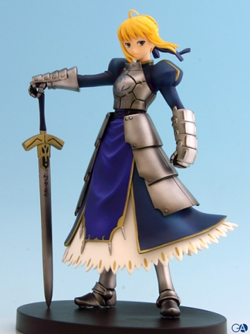 main photo of Fate/Zero DXF Figure: Saber