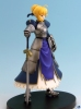 photo of Fate/Zero DXF Figure: Saber